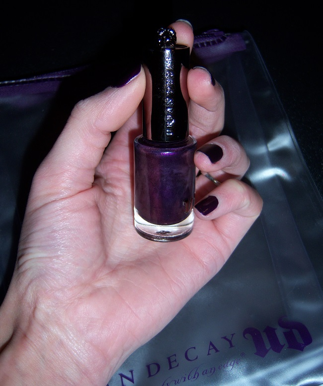 Urban Decay Nail Polish in Vice