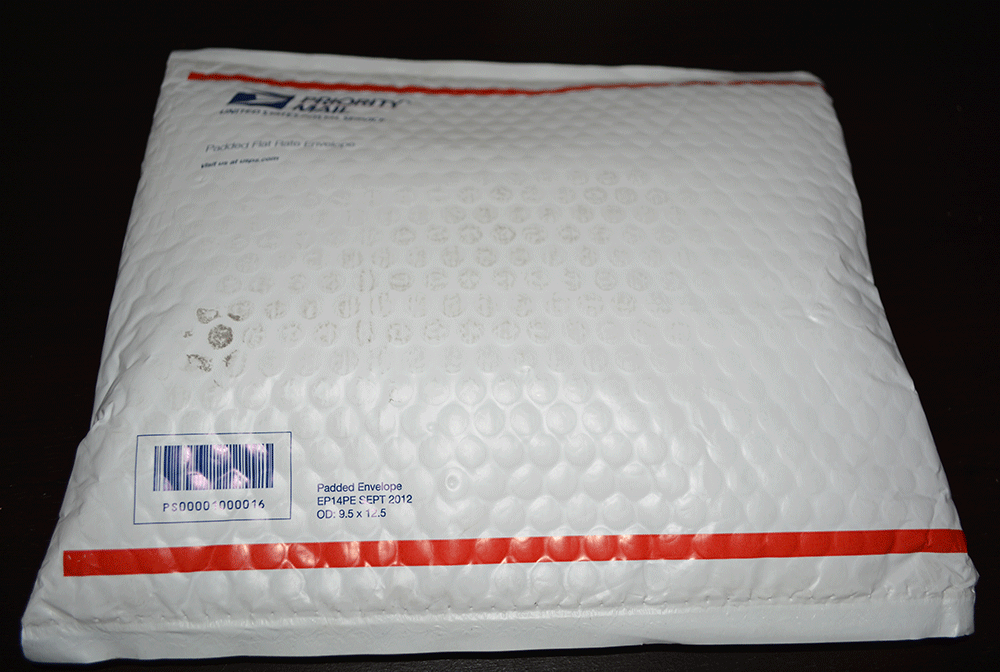 Glambot - Shipment Package