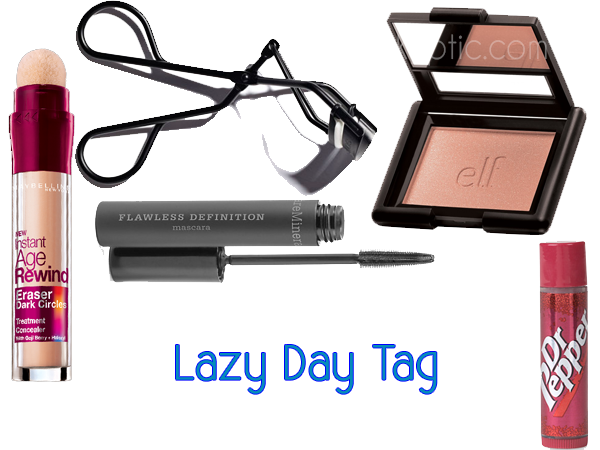 Lazy Day Tag