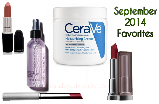 September 2014 Favorites
