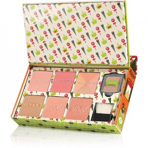 2014 Prestige Holiday Gift Sets - Benefit Cheeky Sweet Spot