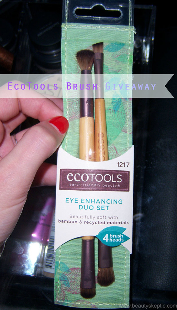 EcoTools Eye Enhancing Set Giveaway