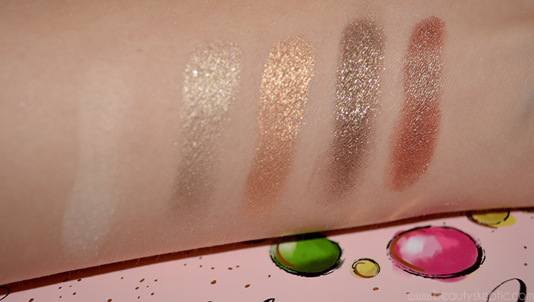 Everything Nice Swatches - Row 3
