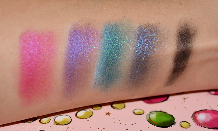Everything Nice Swatches - Row 4