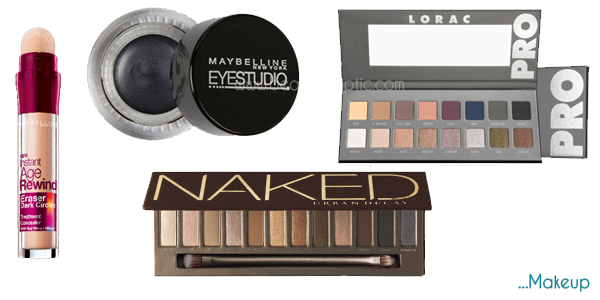 Makeup Favorites of 2014