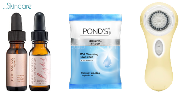 Skincare Favorites of 2014