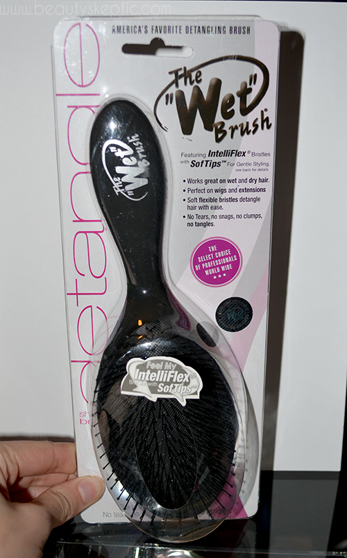 The Original Wet Brush Packaging