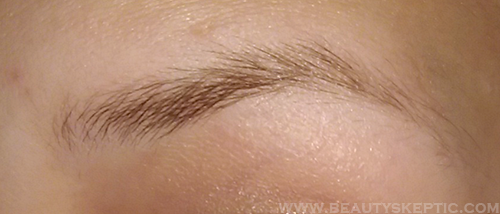 Anastasia Dipbrow Tutorial - Brush Brows