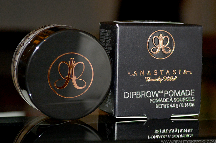 Anastasia Beverly Hills Dipbrow Pomade pot and box