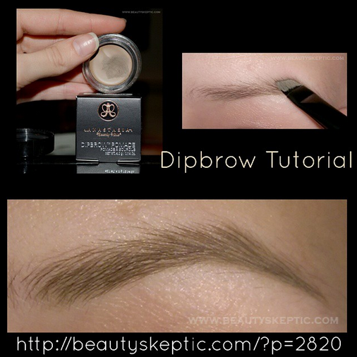 Dipbrow Tutorial - Social