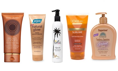 Sunless Tanning Myths
