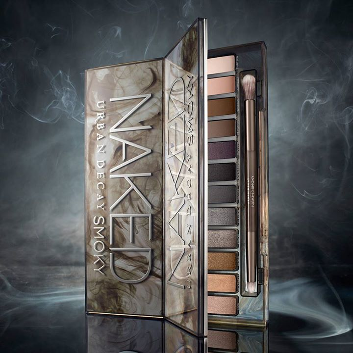 NEW Urban Decay Naked Palette - Naked Smoky