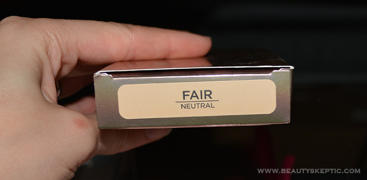 Naked Skin Ultra Definition Powder Foundation in Fair Neutral