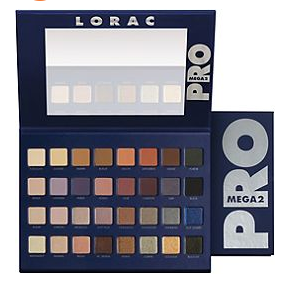 2015 Holiday Sets - LORAC Mega PRO Palette 2