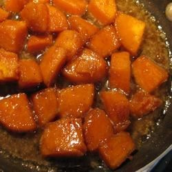 Beauty Skeptic Fall Favorites TAG - Favorite Thanksgiving Food - Candied Yams