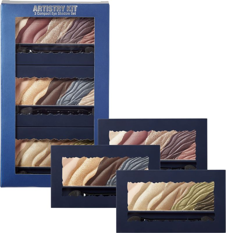 Ulta Artistry Eye Shadow Kit