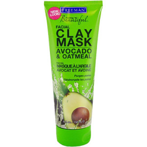 Freeman Avocado and Oatmeal Clay Mask