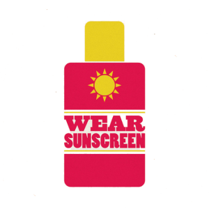 Use your FSA for Sunscreen before year-end!