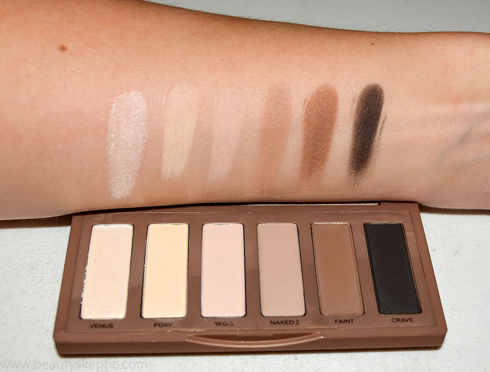 Naked2 Basics Eyeshadow Palette by Urban Decay #4