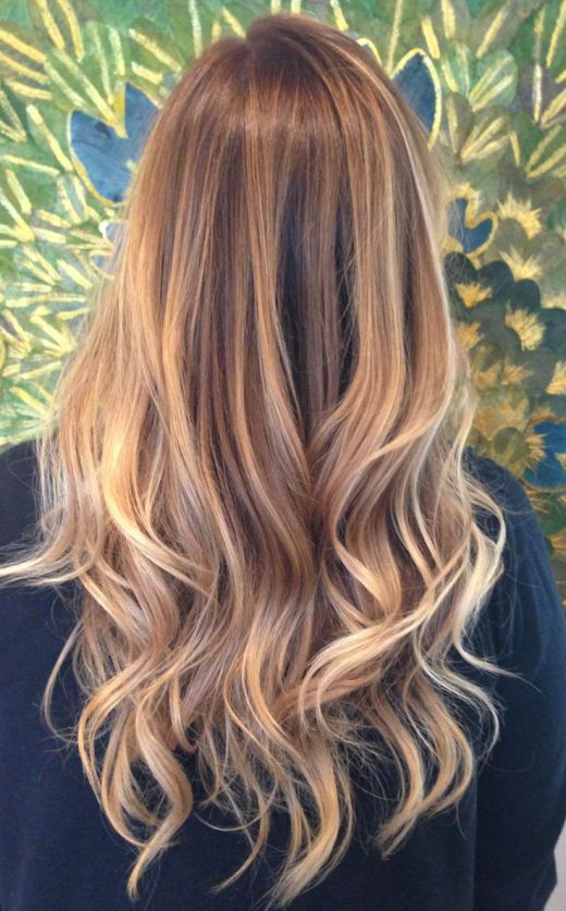 Considering Going Lighter with Balayage Highlights