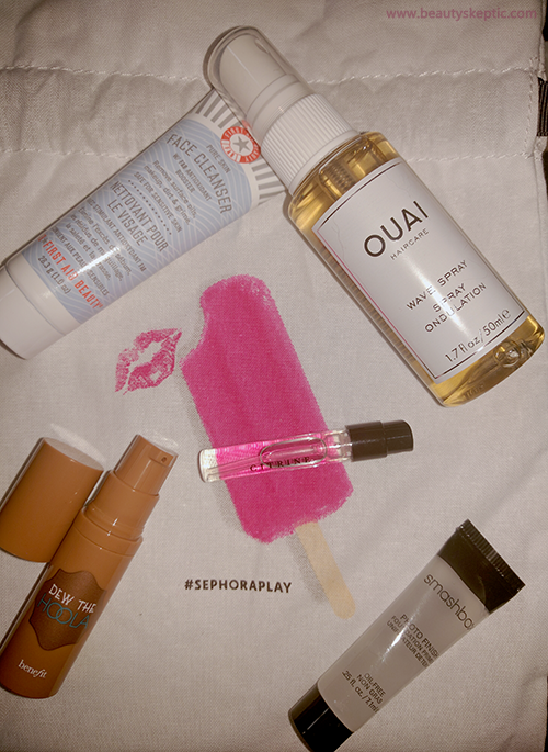 Sephora Play July 2016