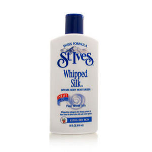 Discontinued Products I Miss - St Ives Whipped Silk Lotion