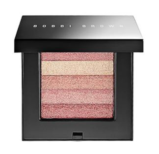 Bobbi Brown Shimmer Brick Dupe - Revlon Highlighting Palette