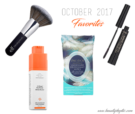 October 2017 Favorites