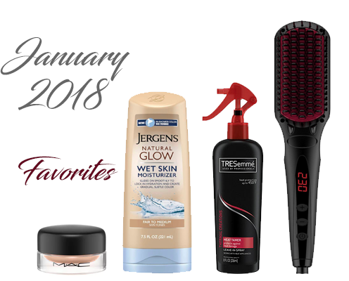 January 2018 Favorites
